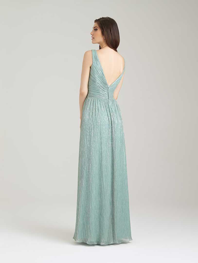 Light blue dress for wedding  Allure Bridals Style   ALLURE B R I D E S M A I D S