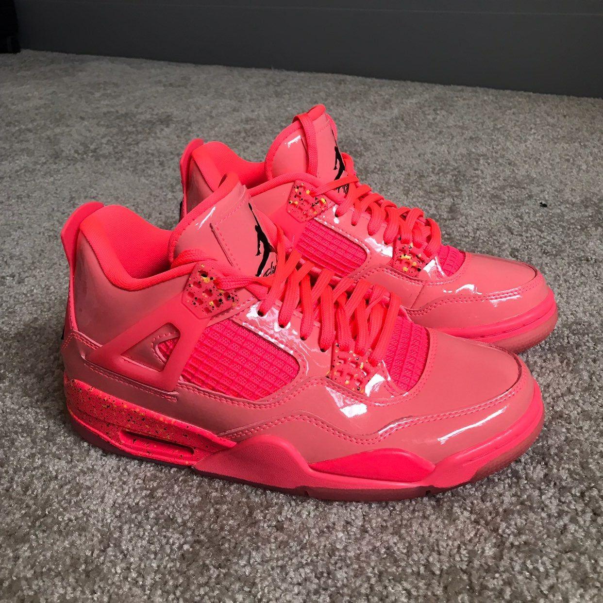 sneaker air Jordan. Lightl creasing