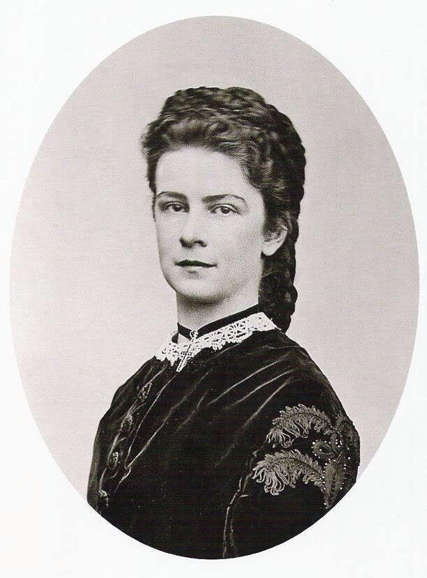 Die Letzte Portrait Aufnahme Der Kaiserin Elisabeth Alte Fotos