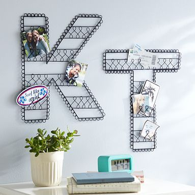Wire Wall Letters With Images