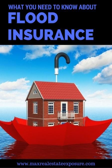 Flood insurance: What buyers and sellers need to know #insurancequotes