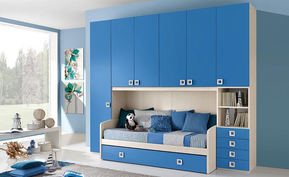 Camere per Bambini - progetto S+M - furlan mobili | Kids room ...