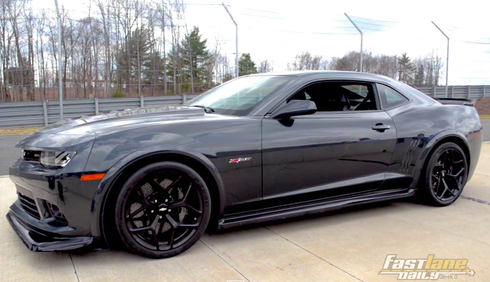 2014 Chevrolet Camaro Z28 Exclusive Fast Lane Daily Youtube