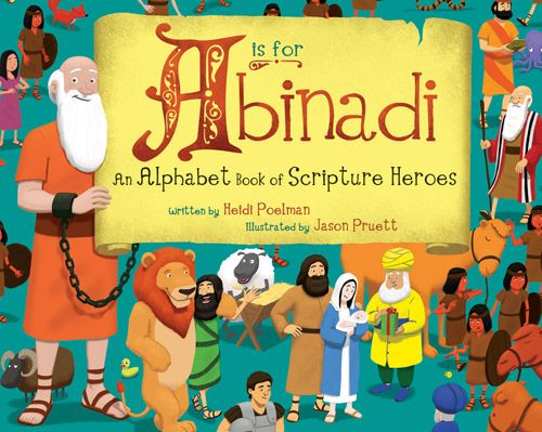 A is for Abinadi (Hardcover)
