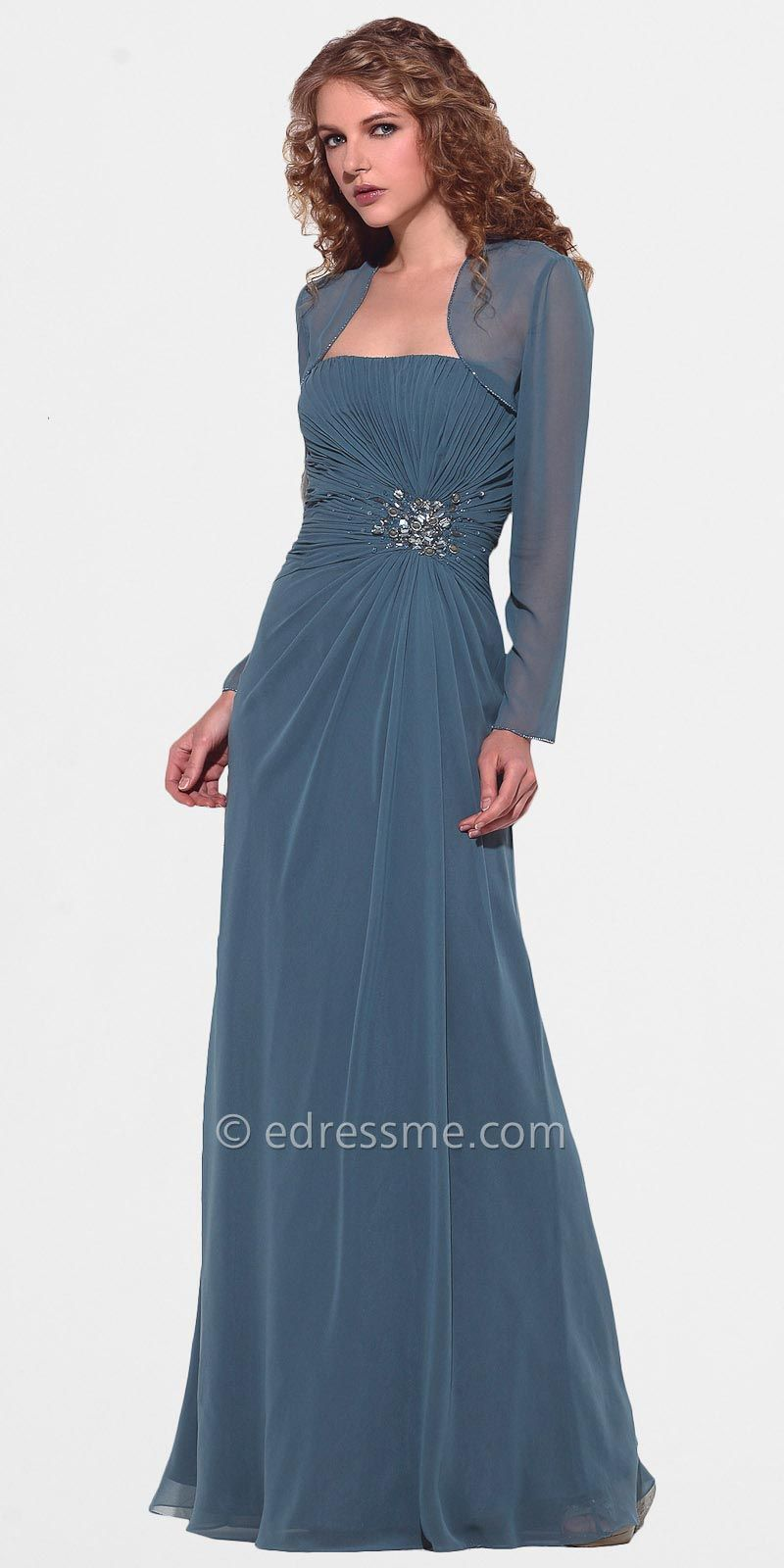 Beautiful mother of the bride/groom dress. Would look amazing in ...