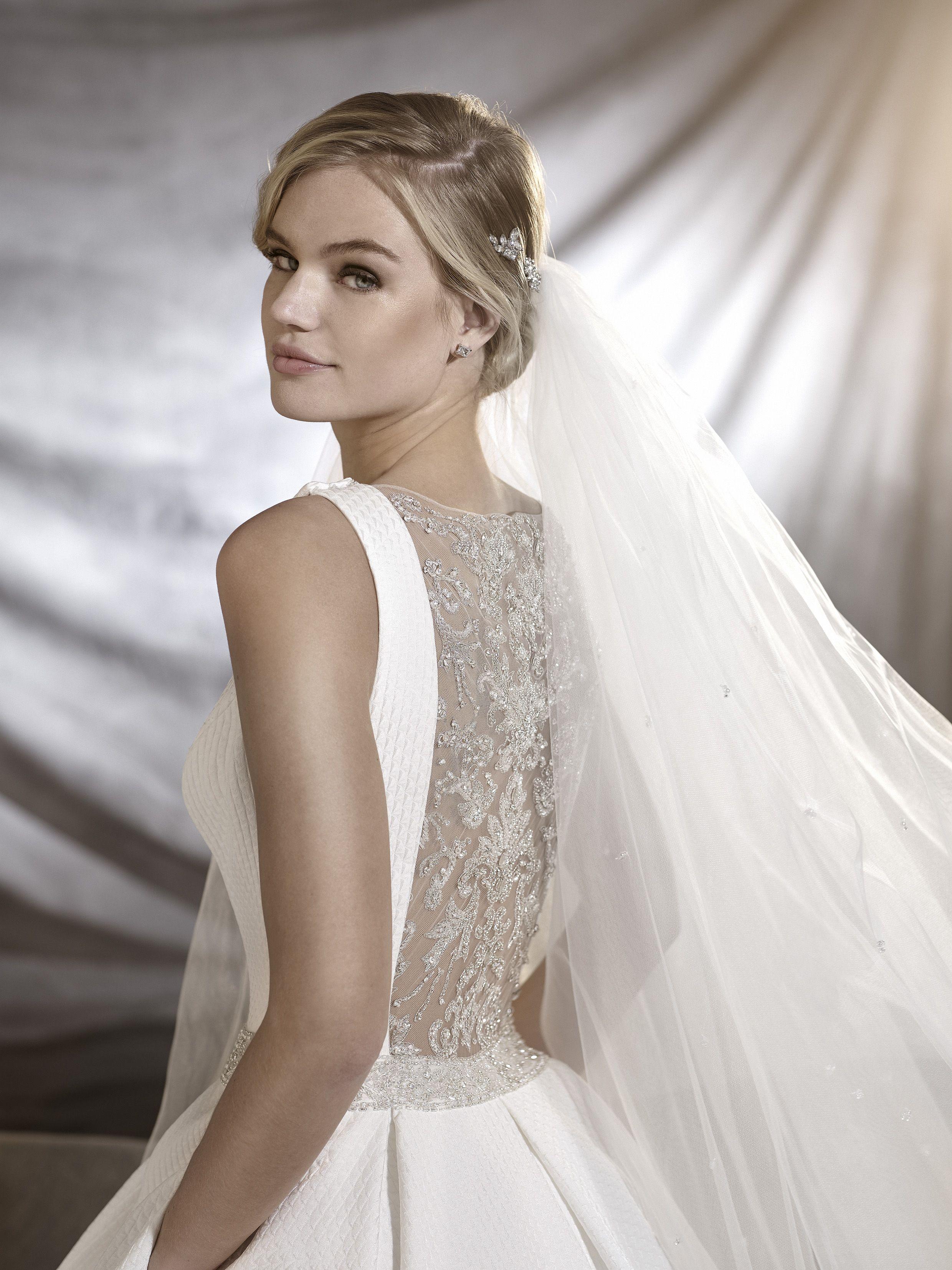 Pronovias Olmedo, cвадебное платье Pronovias, wedding dress, невесты ...