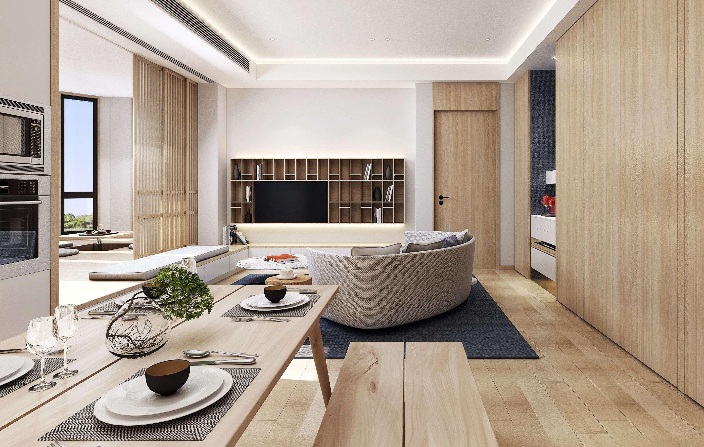 32 Wonderful Japanese Living Room Ideas Having A Neat And Comfortable Japanese Living Room Is Every Japanese Living Rooms Living Room Decor Japanese Interior
