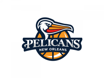 Images Of The Pelicans Basketball Logos The New New