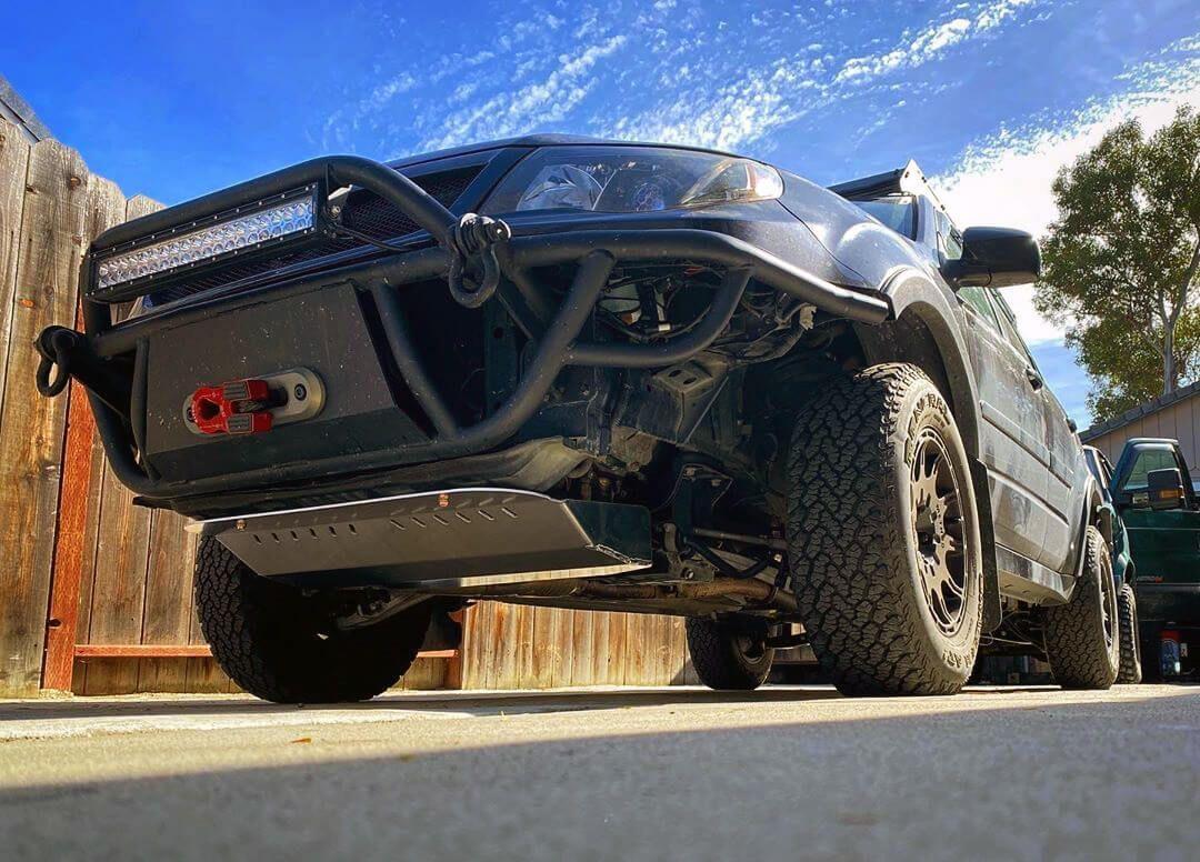 The Coolest 3rd Gen Subaru Forester Overland Build Full Review Subaru Forester Subaru Lifted Subaru