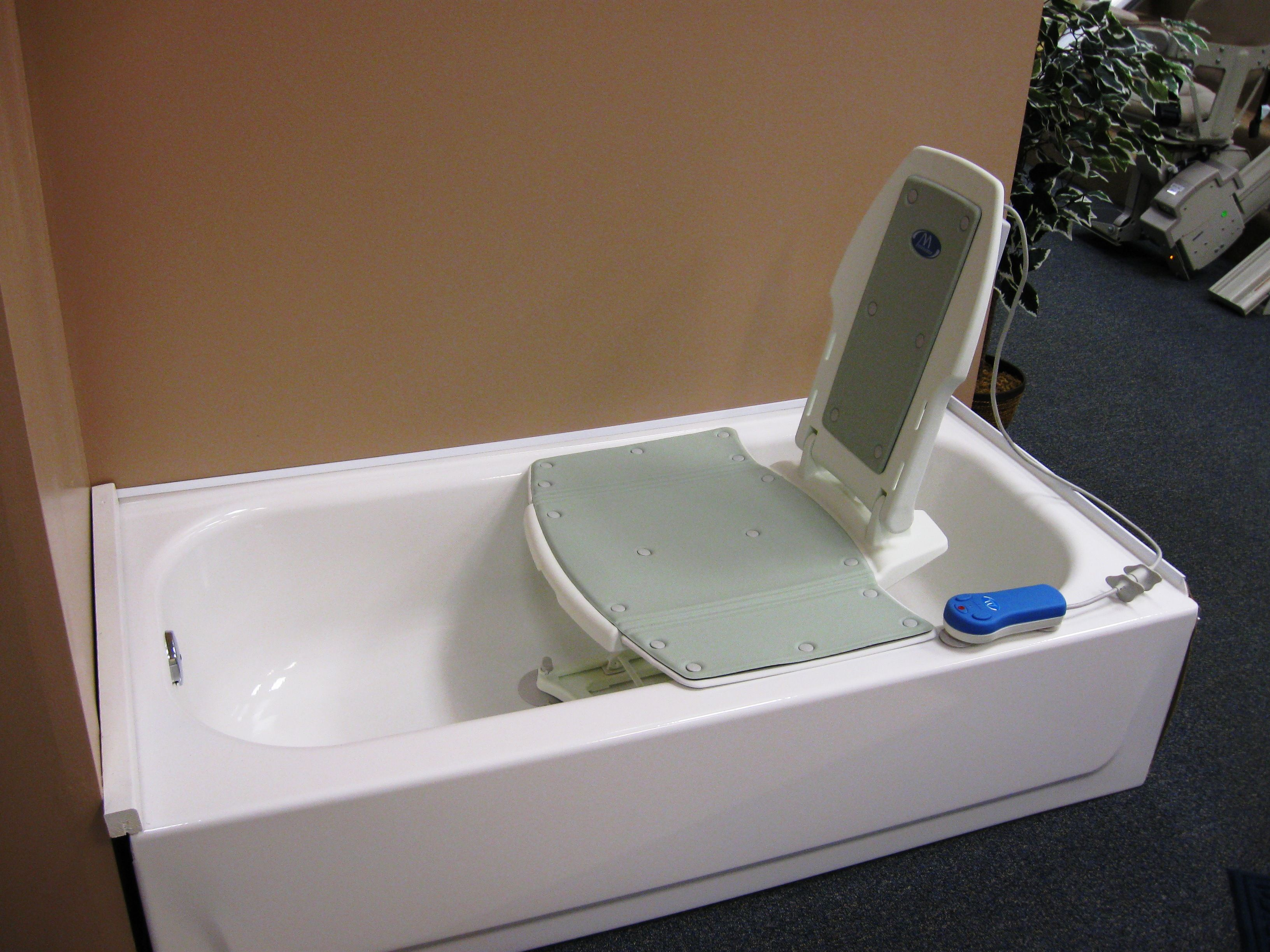 Handicap Bath Lift Chairs #BathtubLifts >> See more at http://www ...
