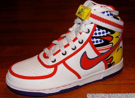 new style 76a88 2eebc Nike Comic Book Pack Nike Vandal High + Air Assault Low