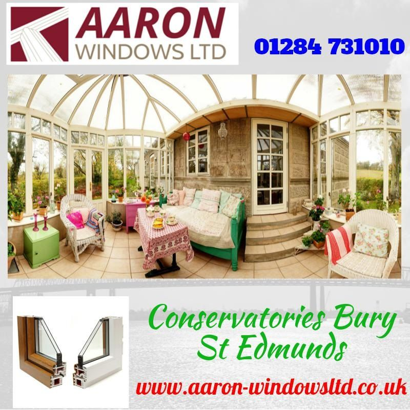 Click for the best conservatories in Bury St Edmunds