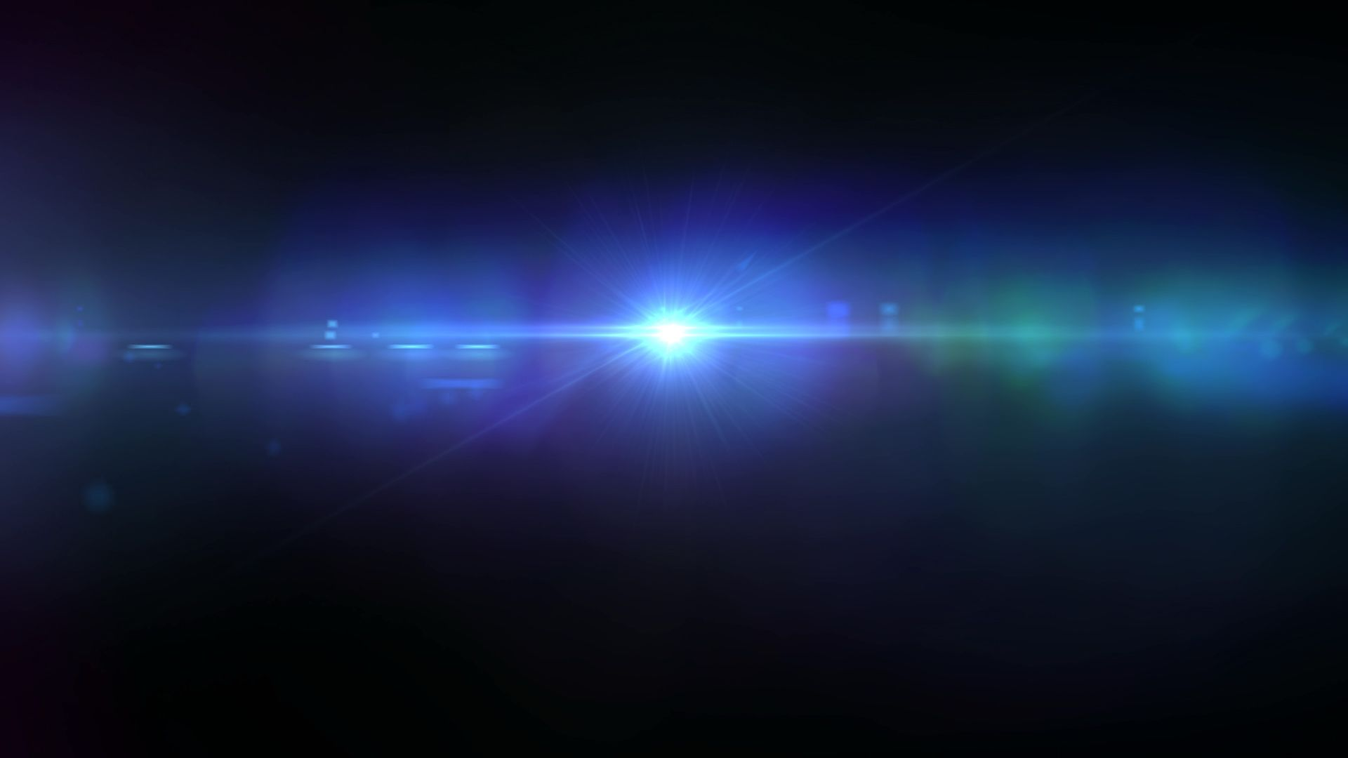 Lens flare adder