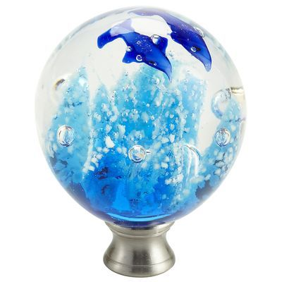 Under The Sea Lamp Finial. Sandy here is the finial for ...