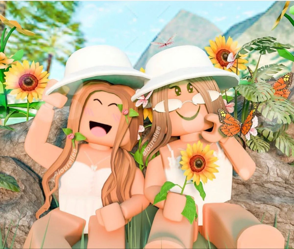 Pin By Siimplyvintage On Gfx 3 In 2020 Roblox Pictures Roblox Cute Profile Pictures