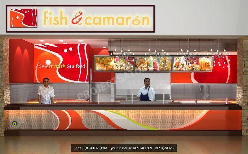 Image Result For Fancy Fast Food Restaurants Restaurant Design Restaurant Seafood Restaurant