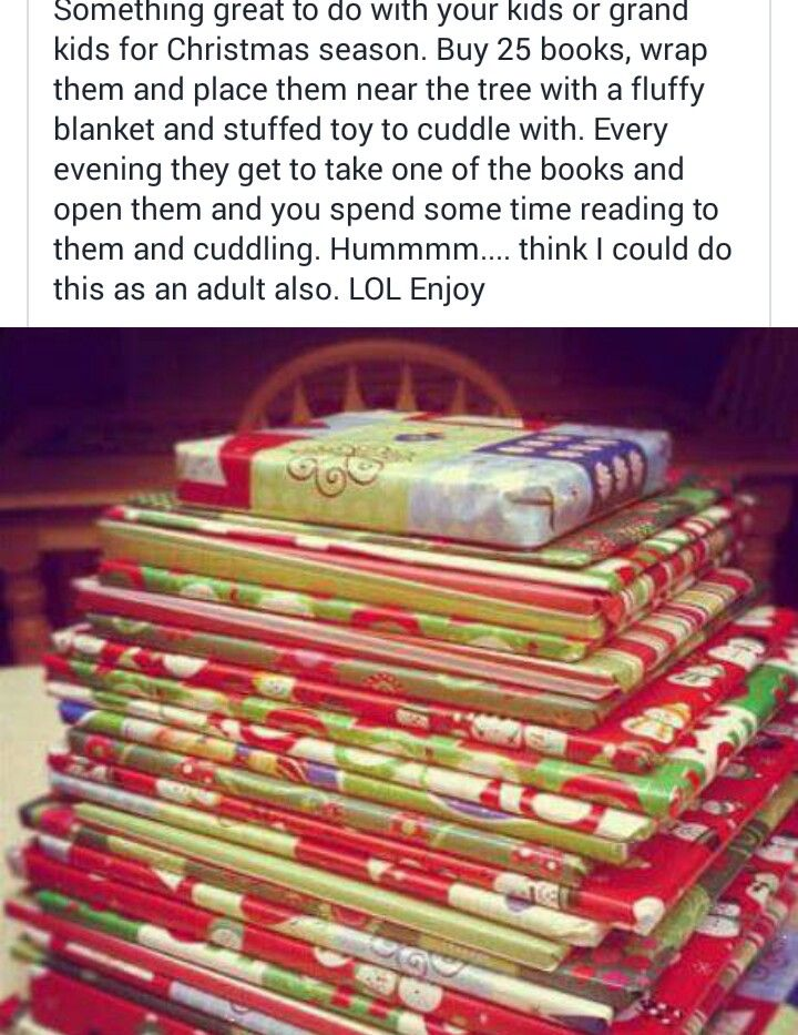 awesome Christmas tradition :) ❤