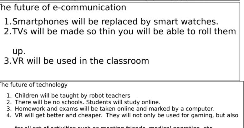 نقدم إليكم زوار موقع الفروض نماذج مختلفة من الإختبارات الدراسية و الحلول ونهدف من خلال توفيرنا لهذه النماذج إلى مساعدت Future Technology Teaching Communication