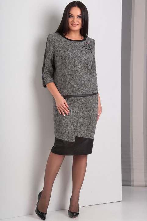 Коллекция женской одежды больших размеров белорусской ...