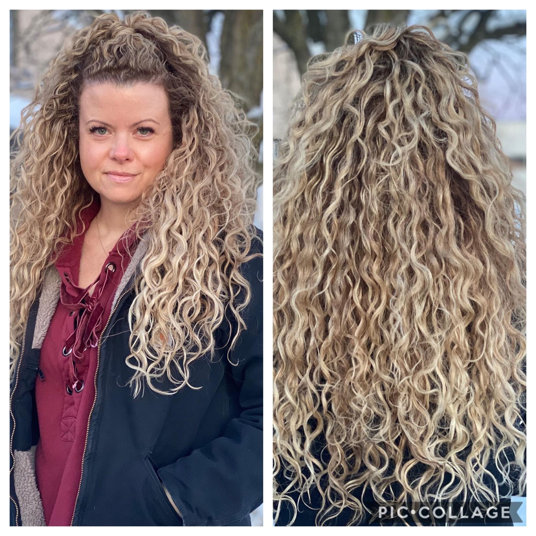 Adored Signature Hand Tied Hair Extensions In 2020 Curly Hair Salon Hair Curly Hair Styles