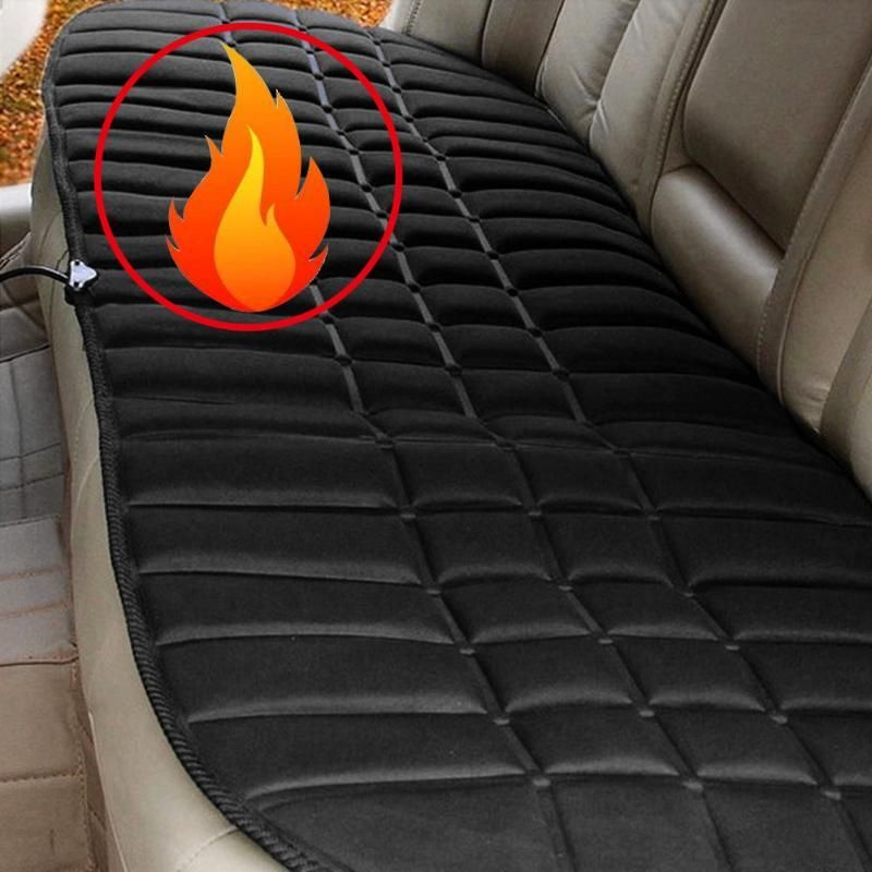 Universal DC 12V Car Heated Cushion Electric Thermostat Powered Winter Warming Rear Seat Pad