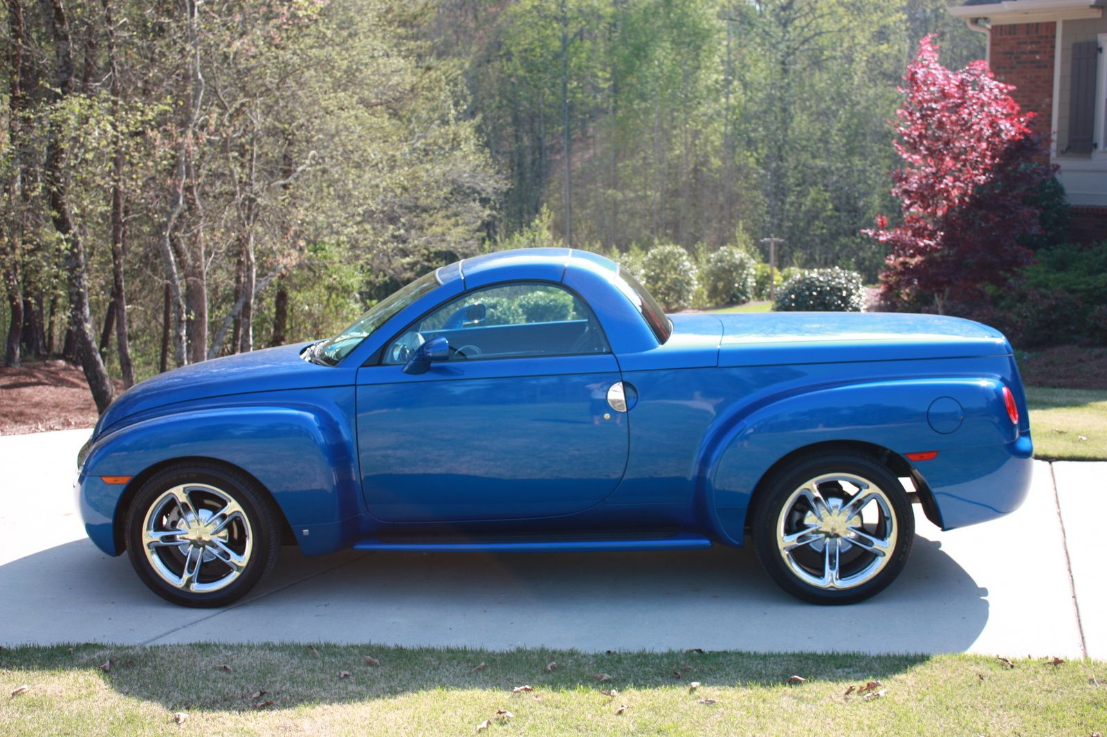 2006 Chevrolet Ssr 2dr Regular Cab Convertible Sb Trucks