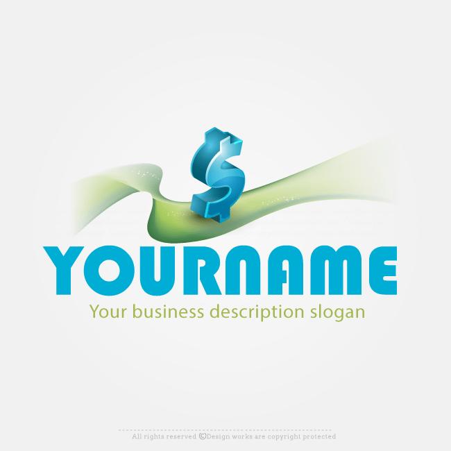 Free Logo Maker Create Logo Online Money Logo Design Money Logo Free Logo Logo Design