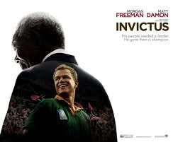 The power of football (or Nelson Mandela) in reconciliating South Africa.
