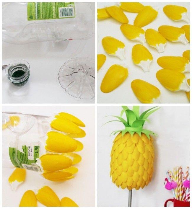 Ideas para el hogar con material reciclado buscar con for Ideas para decorar la casa con material reciclado