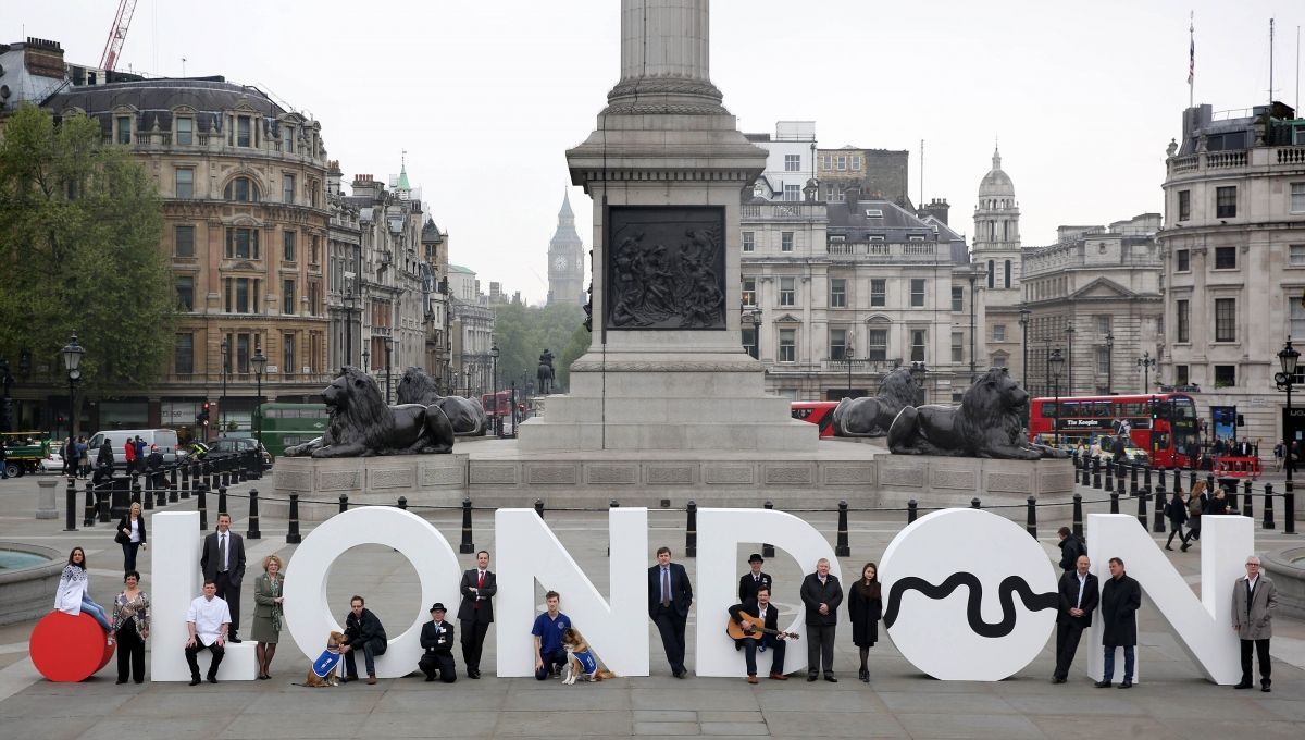 Dot London Web Addresses Go Live Pictures of the week