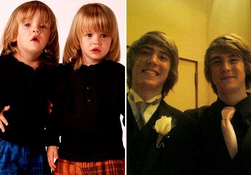 Twins From Full House Then And Now – House Plan 2017