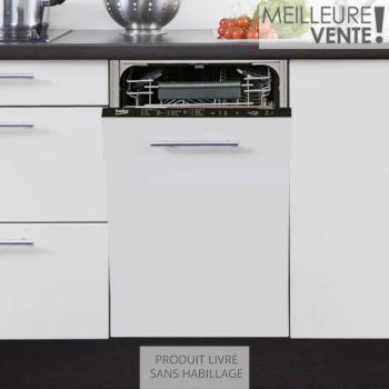 Beko Pdis26020 Lave Vaisselle Encastrable Mini Lave Vaisselle Encastrable Lave Vaisselle