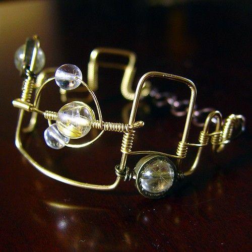 Bracelete Steampunk