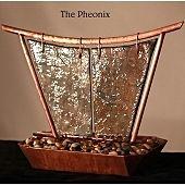 Phoenix Tabletop Fountain