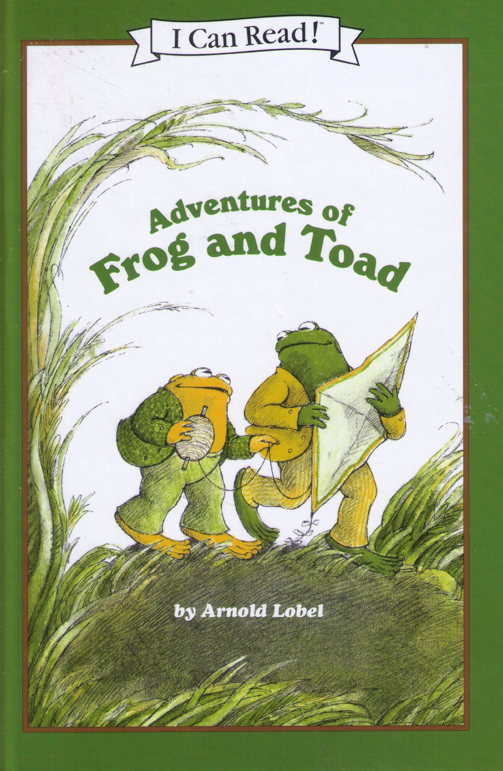Frog And Toad By Arnold Lobel If You And Your Children