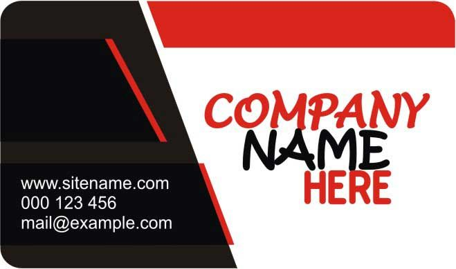 visiting card design cdr file free download Rounded Corners - visiting cards