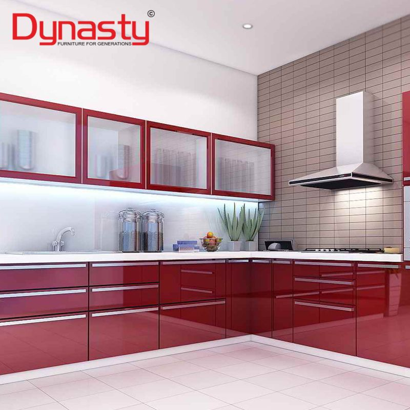 With our modular kitchen's assurance of safety and good ...