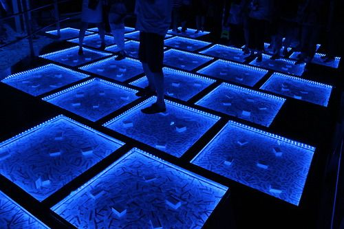Dance Floor Blue Aesthetic Aesthetic Colors Everything Is Blue