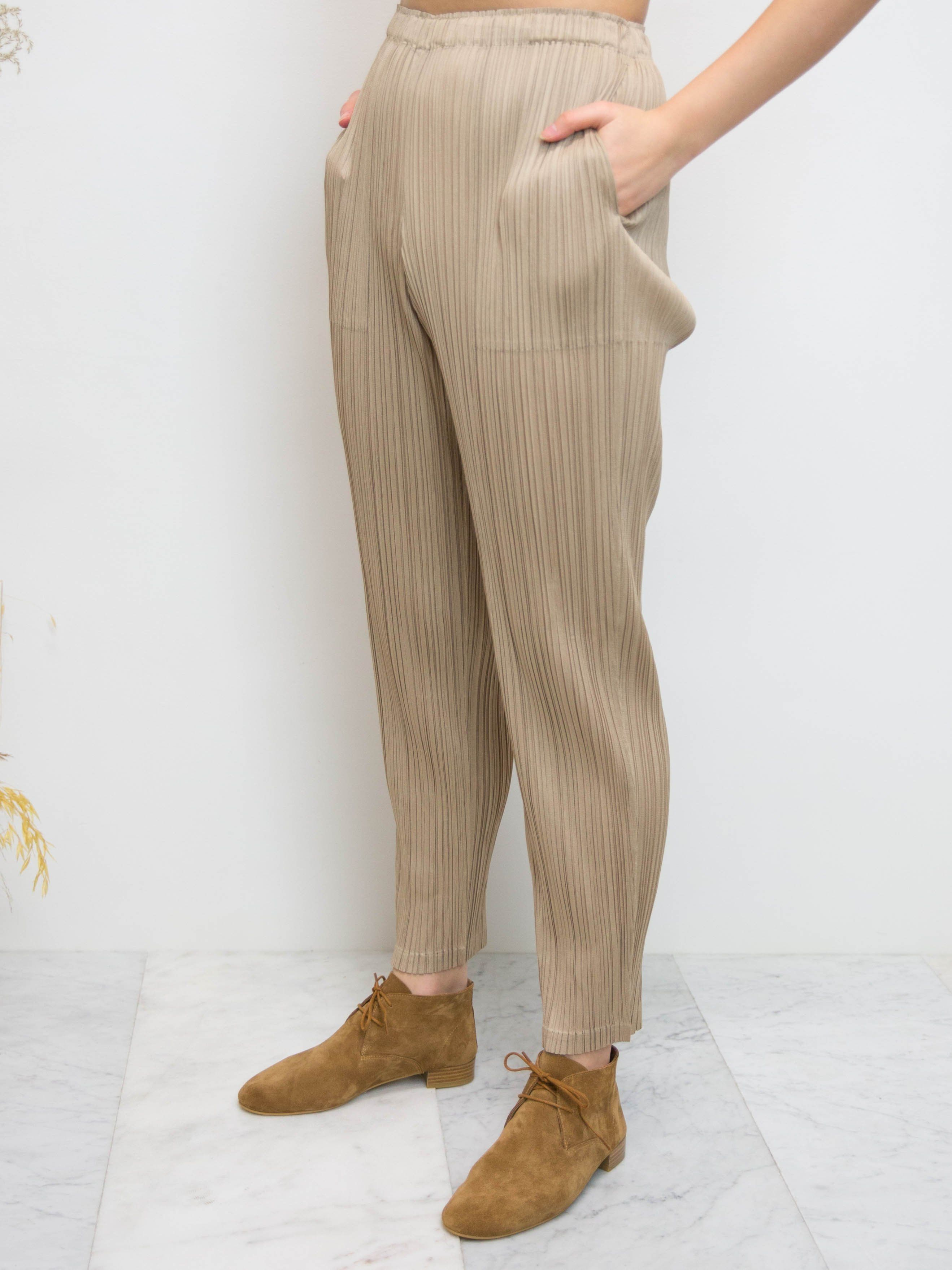 66d4a2fc57ac PLEATS PLEASE ISSEY MIYAKE Monthly Colours September 2 Pants ...