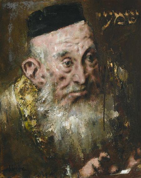 Shammai - Jack Levine