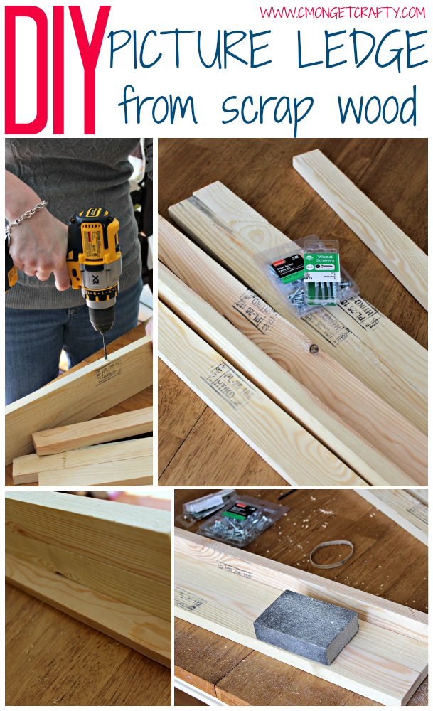 how to make diy picture ledges do it yourself today pinterest ikea pictures diy and. Black Bedroom Furniture Sets. Home Design Ideas