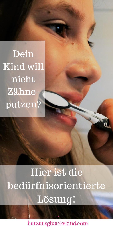 Photo of So klappt beziehungsorientiertes Zähneputzen ⋆ Herzensglückskind