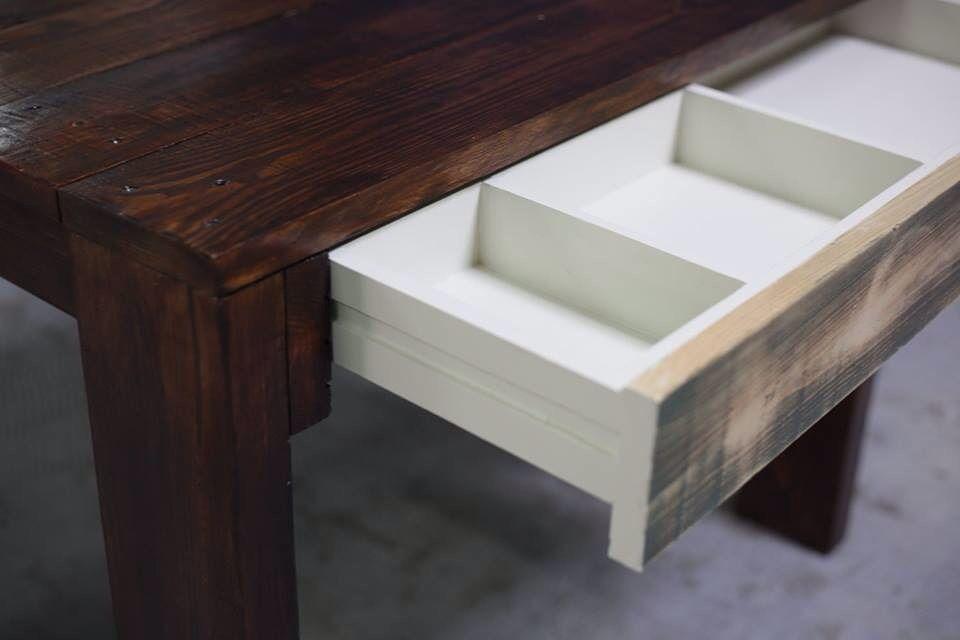 #мебельсисторией #woodworking #recycledfurniture #table #woodtable by andriy_ushenko #furniture