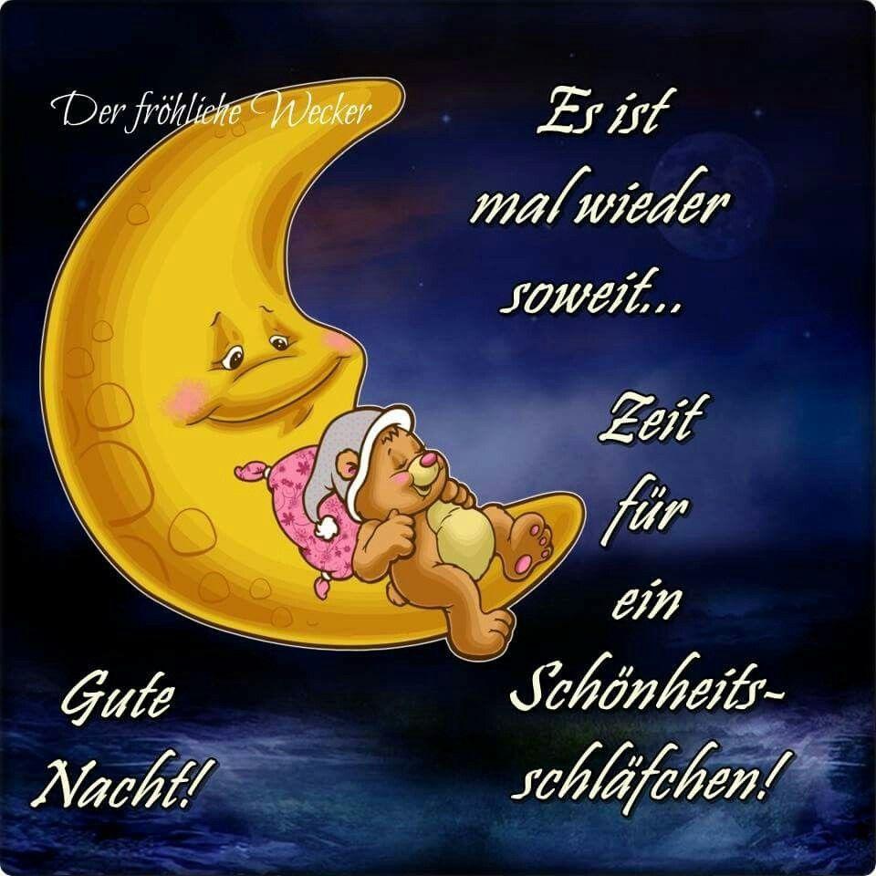 Gute Nacht Sprüche, Guten Abend Gute Nacht, Schönen Abend, Gute Besserung, Lustige  Sprüche, Kurzgeschichten, Mond, Wasser, Worte