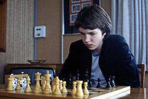 Nigel Short Young