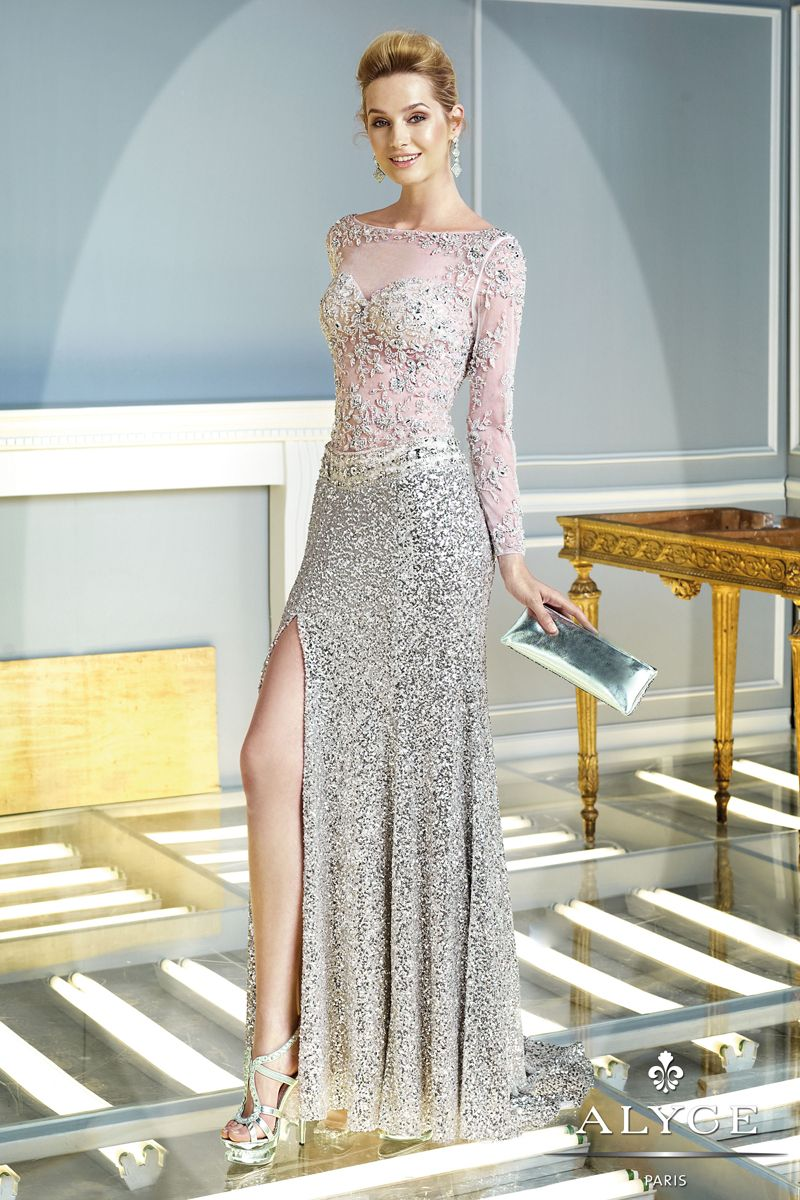 1ee96e94 This & other long prom dresses at Bridal & formal by RJS 3806 Nolensville  Pike, Nashville, TN Tel 6155220201