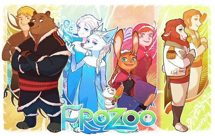 FroZoo by burnrice8