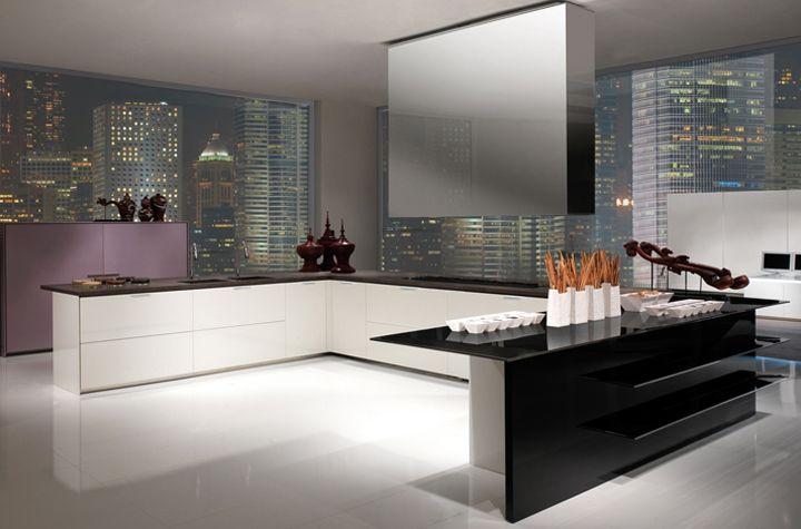 modello milano cucina disponibile in laccato trend color ral opaco satinato e lucido