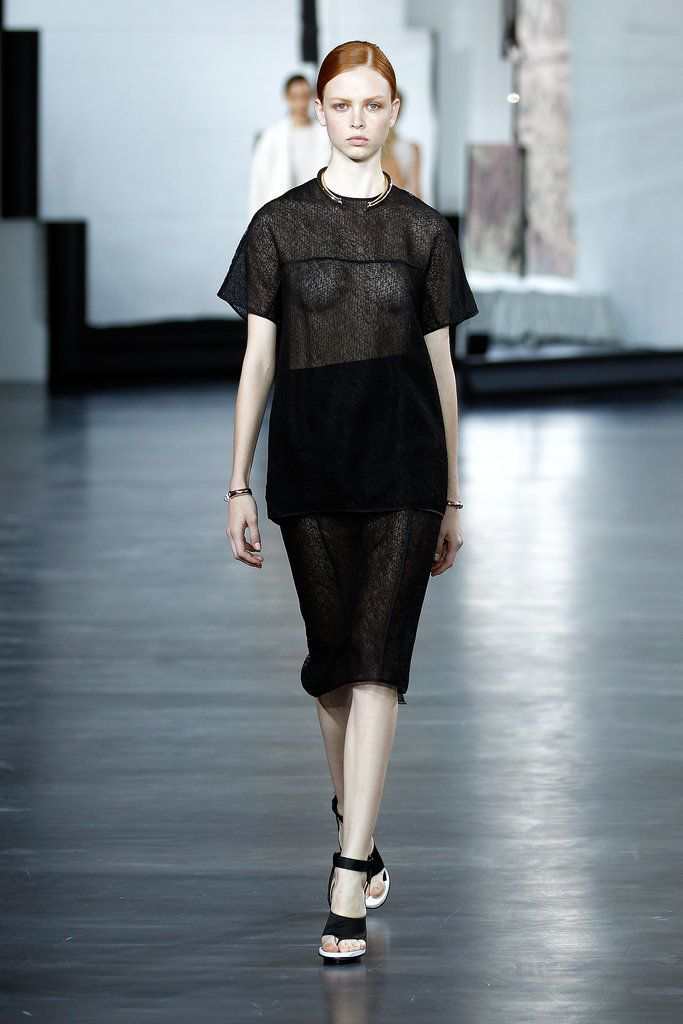 Jason Wu Spring 2015 Show | New York Fashion Week | POPSUGAR Style & Trends