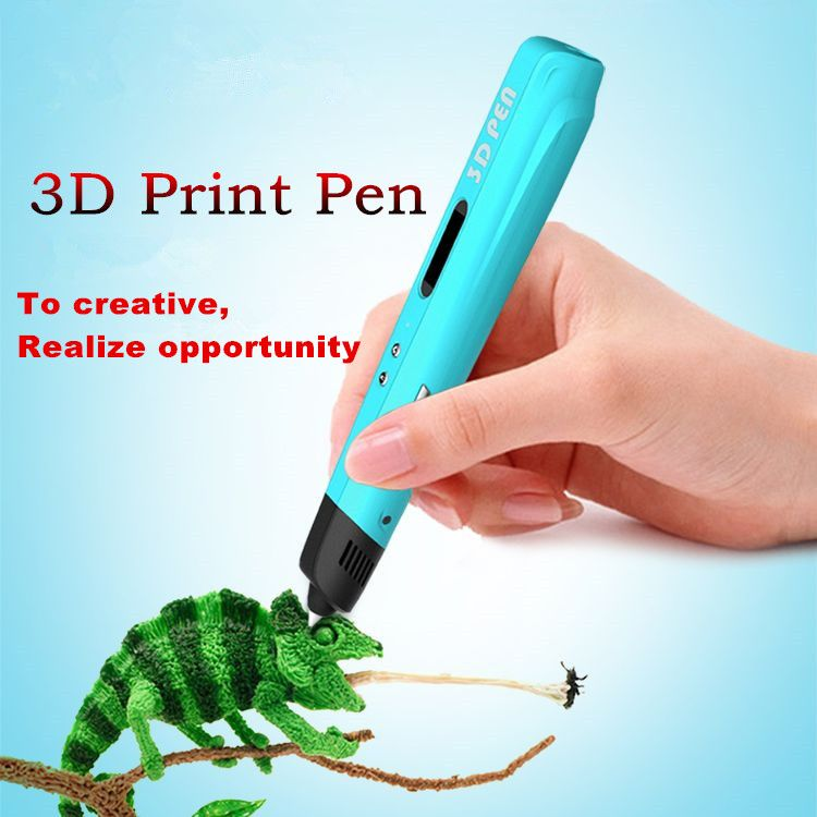 Unique 3d Drawing Pen